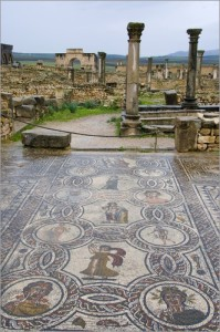 mosaic floors