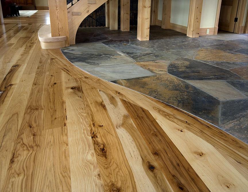 Make a design: design floor transition - Floor Transition Discount Flooring Blog