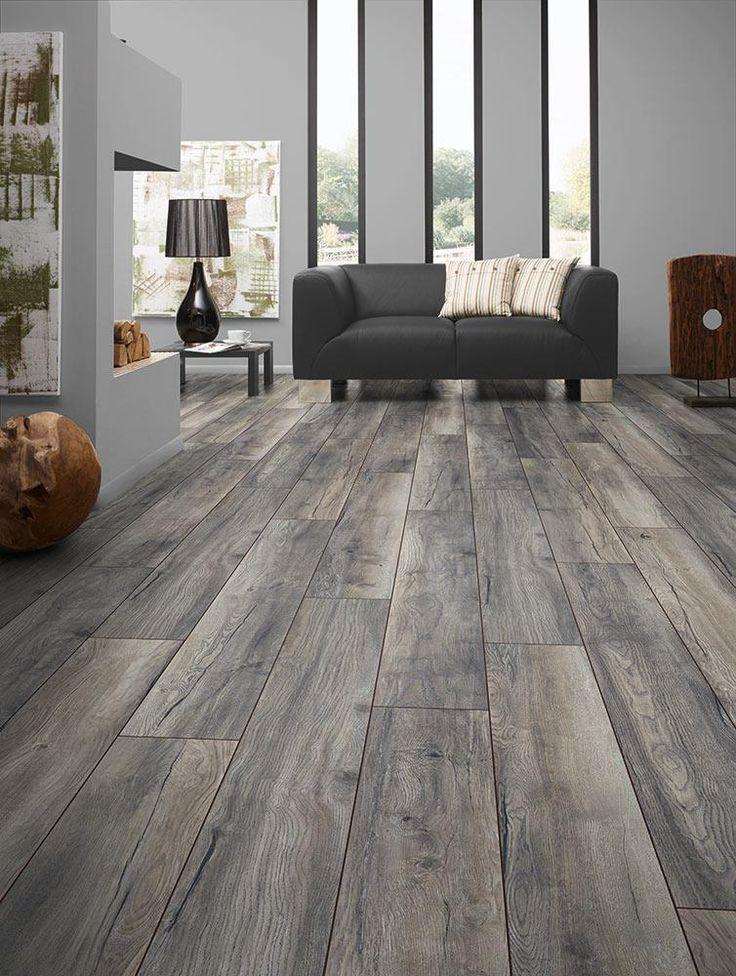 grey wood floors - Colored Wood Flooring